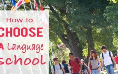 Tips for finding the best language schools