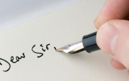 How to Write an Adjustment Letter