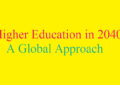 Higher Education in 2040: Predictions!