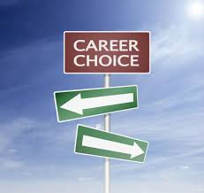 Choosing a career is the initial step of career planning