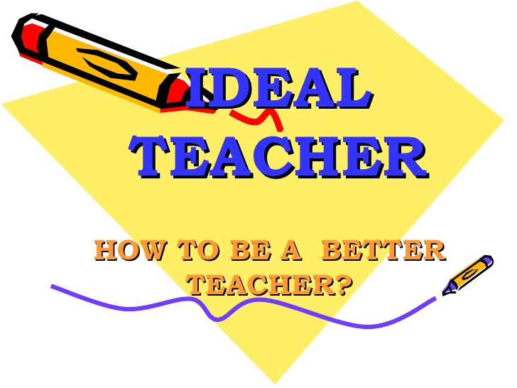 Exploring the Attributes of a Great Teacher