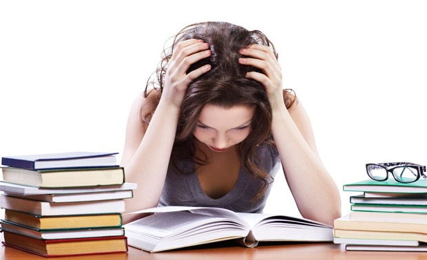 Students: Don't let stress affect your performance