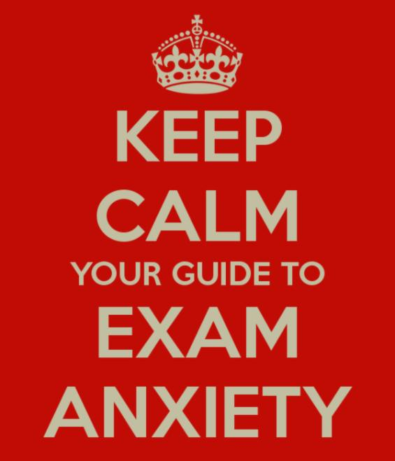 Should you be worried about exam anxiety?