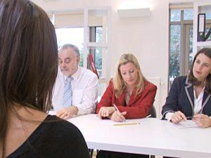 boardroom interview