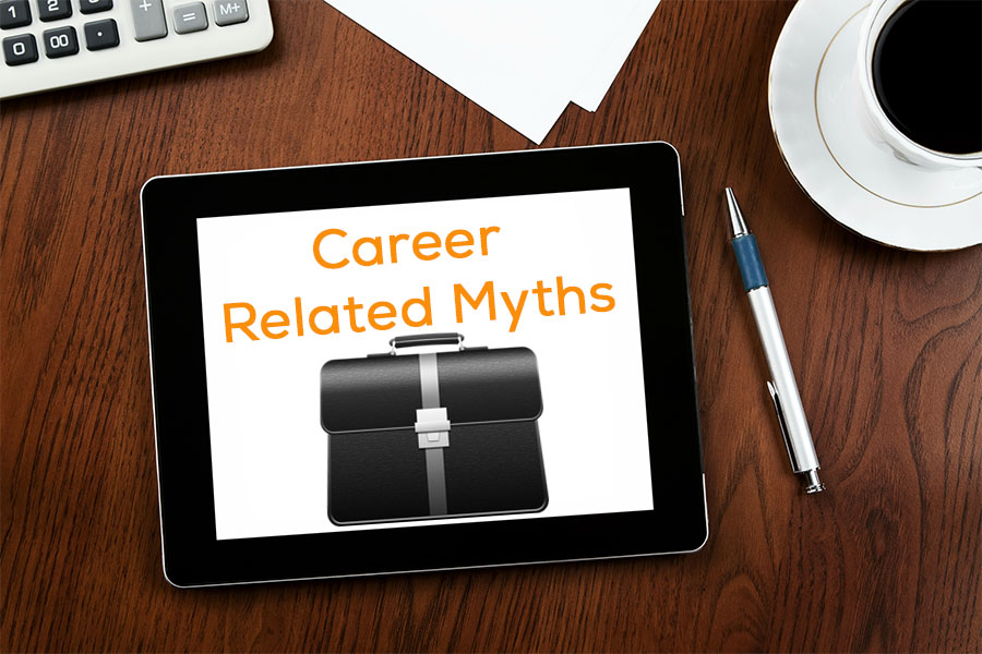 Career Success: A Few Myths Debunked