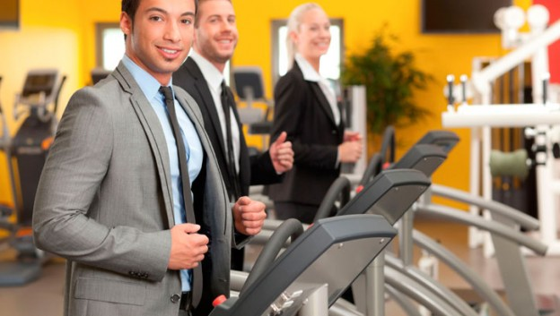 Do Corporate Gyms Really Help?