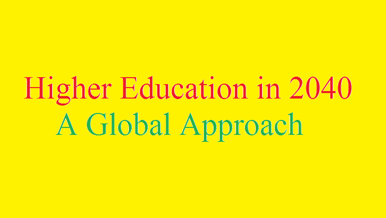 higher education 2040
