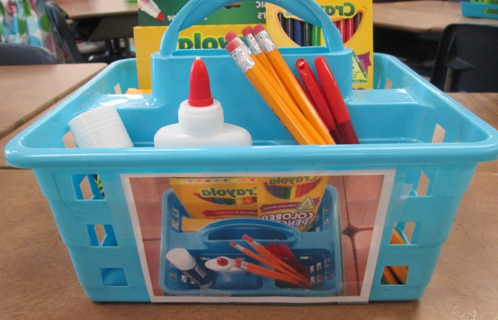 Must Haves for Organized Teachers
